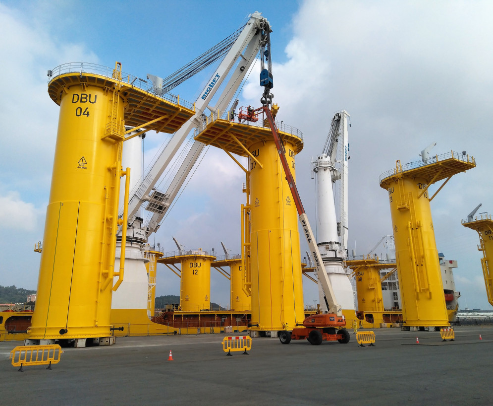 Offshore Foundations
